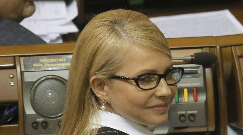 Ukrajina, Tymošenková,