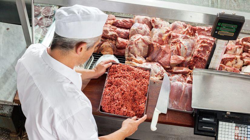 mäso, mäsiar, bielkoviny