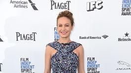 Herečka Brie Larson prišla v kreácii Chanel.