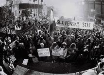 17. NOVEMBER 1989, štrajk, protest