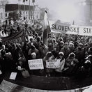 Novozvolení župani a lídri opozície sa stretli v Bratislave pri príležitosti 28. výročia nežnej revolúcie