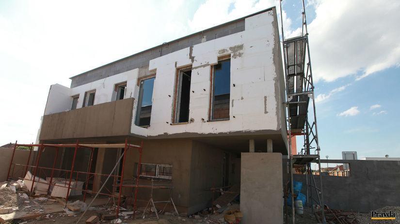 dom, zateplovanie, novostavba, stavba,