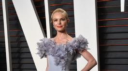 Herečka Kate Bosworth v kreácii  Ralph & Russo Couture