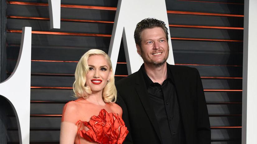 Speváčka Gwen Stefani prišla v šatách Yanina...