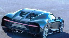 Bugatti Chiron - 2016