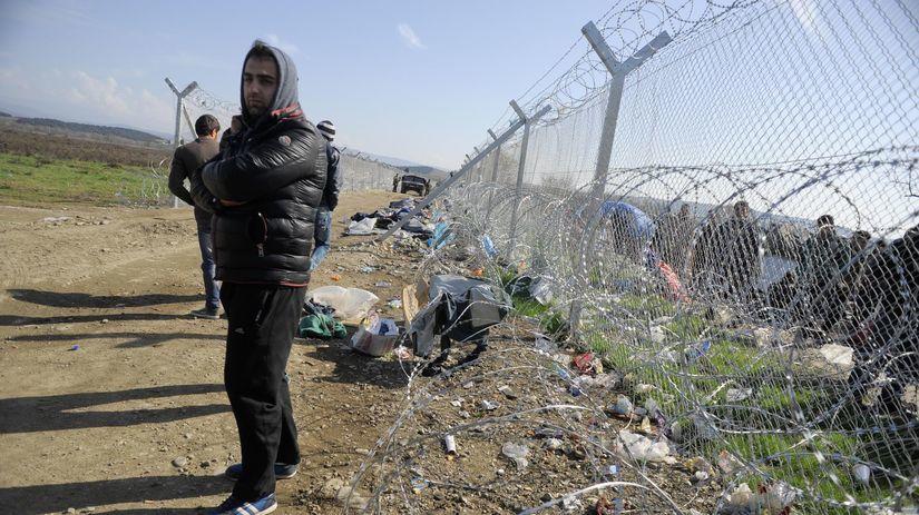 Macedónsko, Grécko, utečenci, migranti, hranica