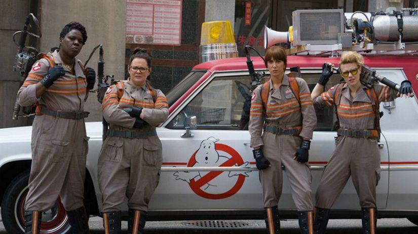 Leslie Jones, Melissa McCarthy, Kristen Wiig,...