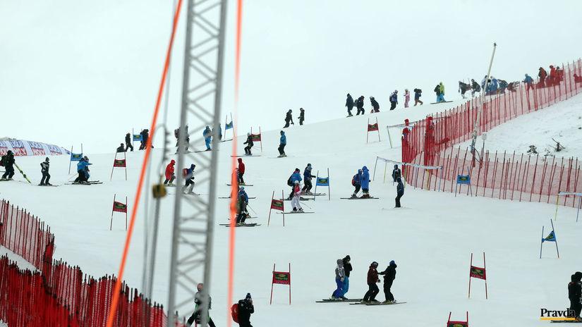 SP, Jasná, zrušenie obrovského slalomu