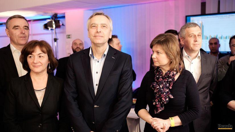 volby 2016, kdh, figeľ, Miroslava Szitová,...