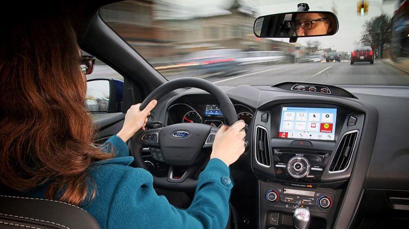 Ford - rozhranie SYNC 3