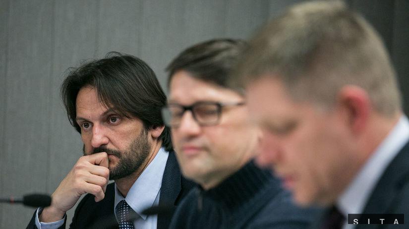 voľby 2016, Fico, Kaliňák, Maďarič, Volebná noc...
