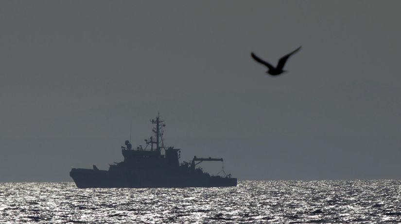 Frontex, Egejské more, loď, pohraničná stráž