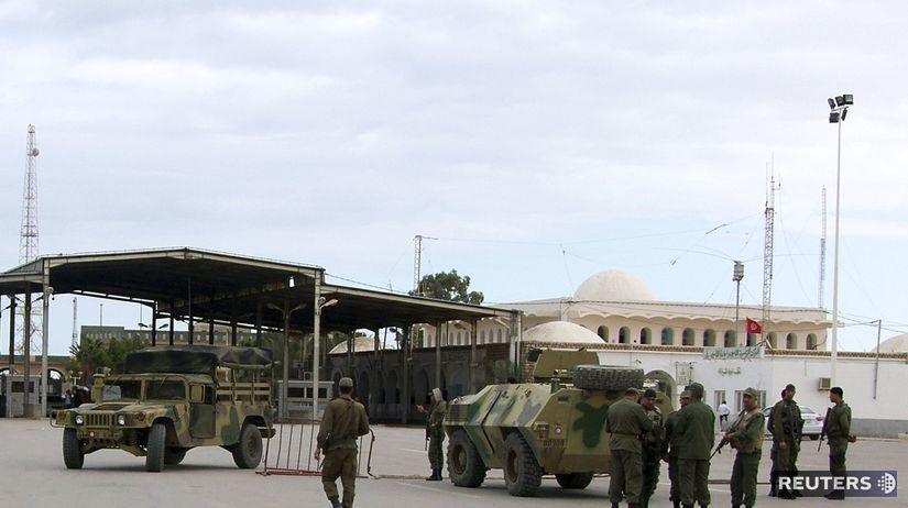 Tunisko, tuniská armáda, tuniskí vojaci