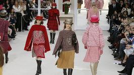 Chanel - jeseň-zima 2016 - Paríž