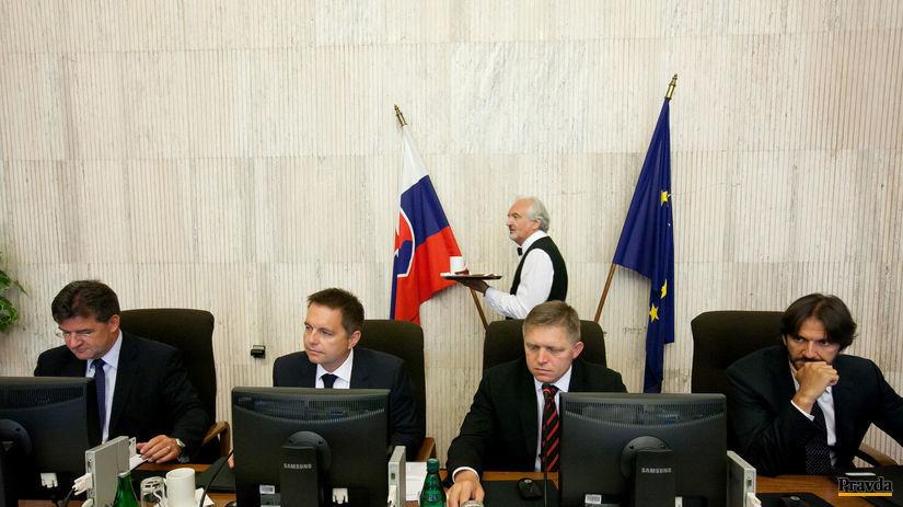 Miroslav Lajčák, Peter Kažimír, Robert Fico,...