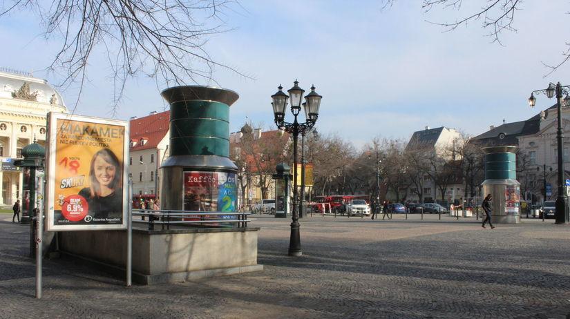 Bratislava, vizuálny smog, reklama