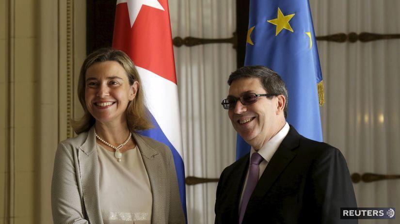 Bruno Rodríguez, Mogheriniová