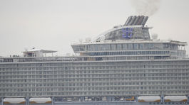Harmony of the Seas, loď, parník,
