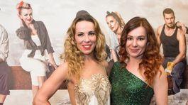 Diana Mórová (vľavo) a Helena Krajčiová