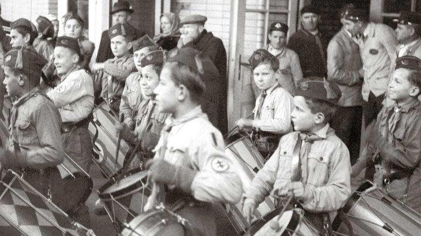 Hlinkova mládež, bubeníci