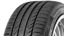 ADAC - test letných pneumatík - Continental ContiSportContact 5