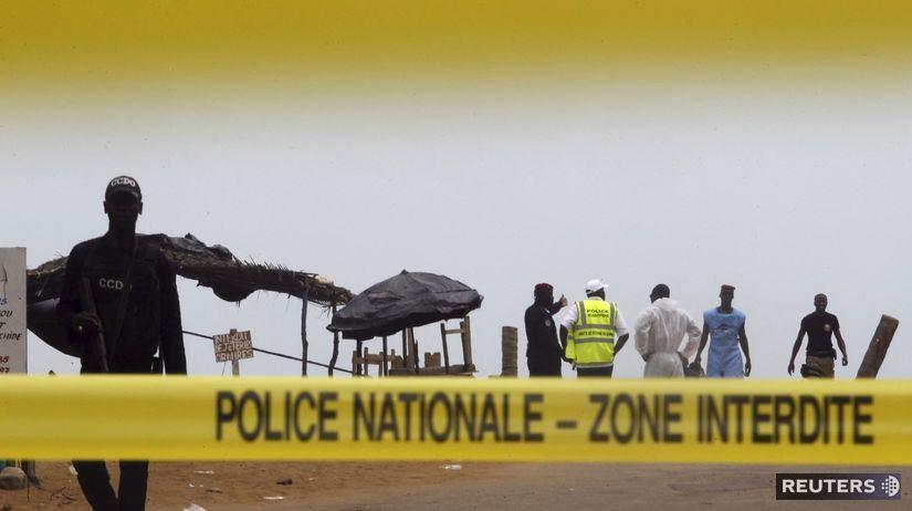 AQIM, Grand Bassam, Pobrežie Slonoviny