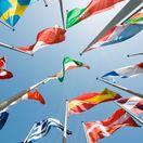 vlajky, EÚ, Európska únia, zástavy