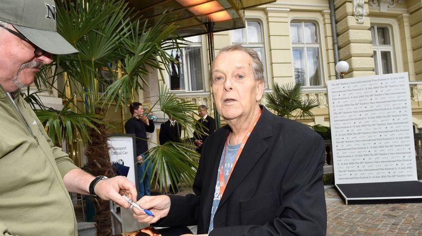 Filmár Jan Němec.
