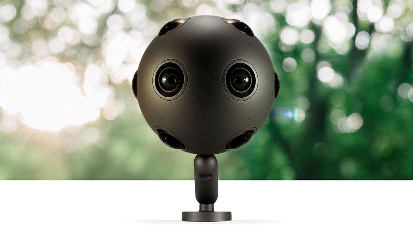 Nokia, OZO, kamera,