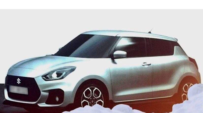 Suzuki Swift - 2016