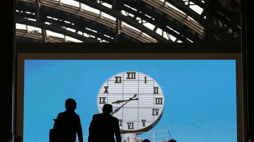 hodiny, ciferník, čas, Taliansko, Miláno