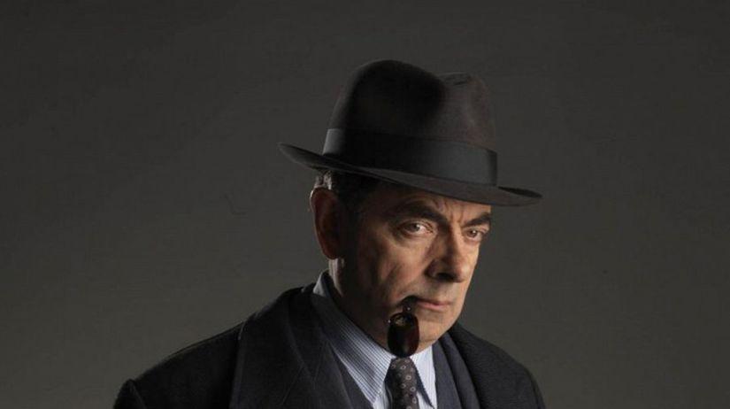 Rowan Atkinson ako komisár Maigret.