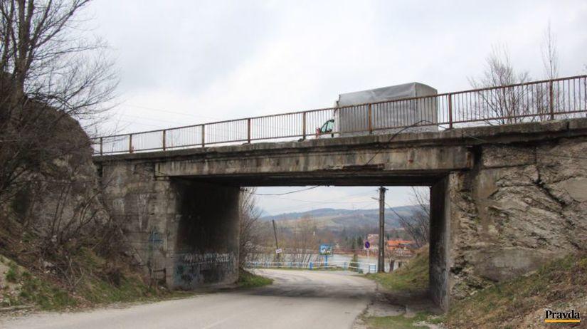 most, Strečno