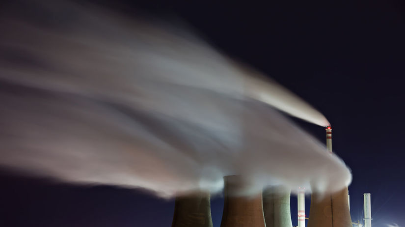 oteplovanie, globalne oteplovanie, komin,...