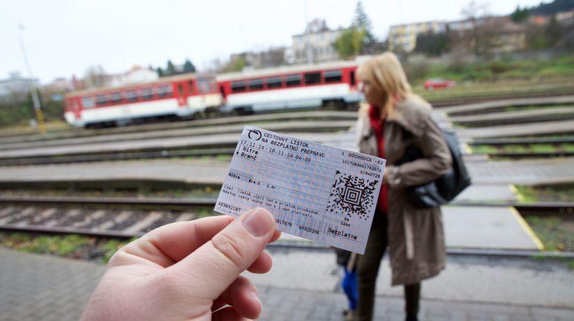 vlak, cestovný lístok, cestovanie, železnica,...