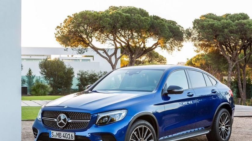 Mercedes-Benz-GLC Coupe 2017 1024x768 wallpaper 01