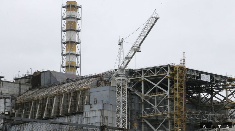 černobyľ, černobyl, ukrajina,