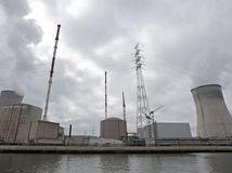 jadrová elektráreň, belgicko,