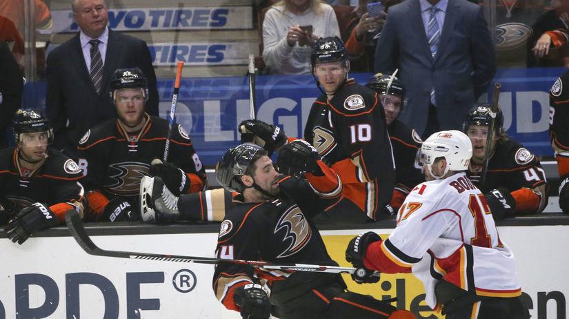 Anaheim Ducks, Nate Thompson, Lance Bouma