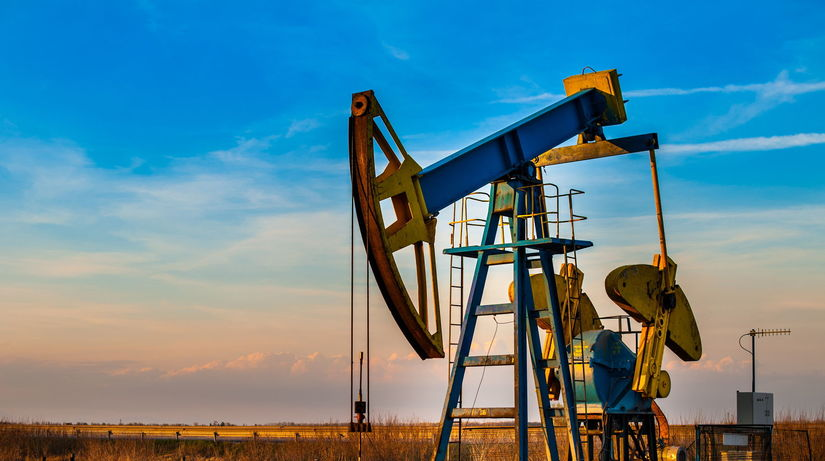 ropa, ťažba ropy, čierne zlato