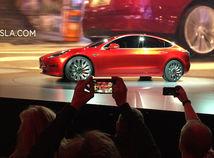 Tesla Motors Model 3 sedan