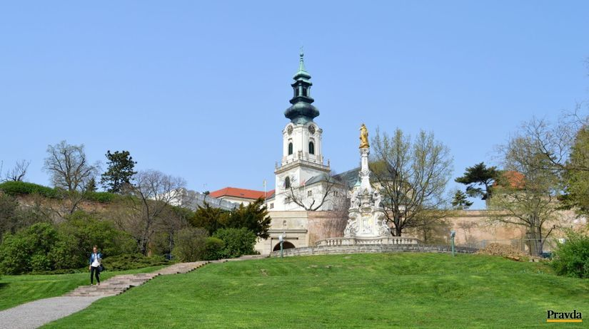 Nitriansky hrad, Nitra