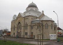 synagóga, Lučenec