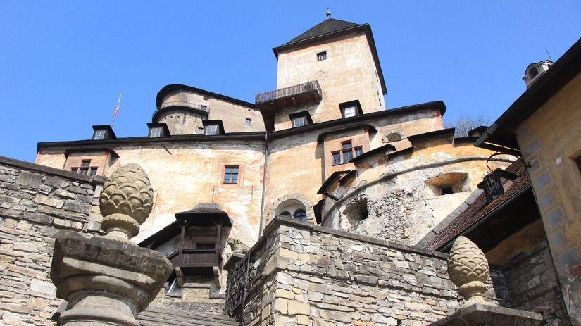 Oravský hrad,