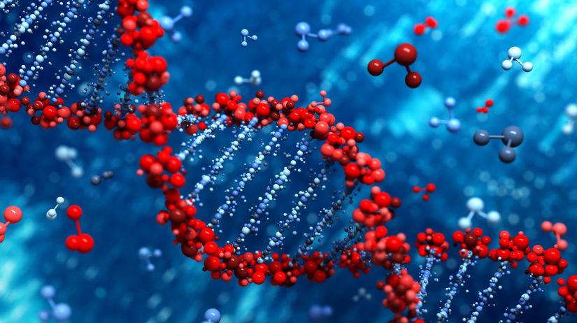 DNA, výskum, gény