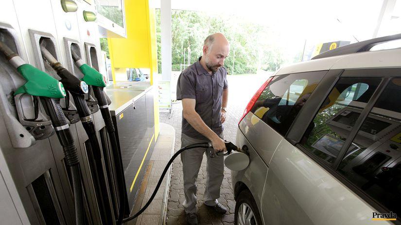 benzín, nafta, benzinka, pumpa, tankovanie,...