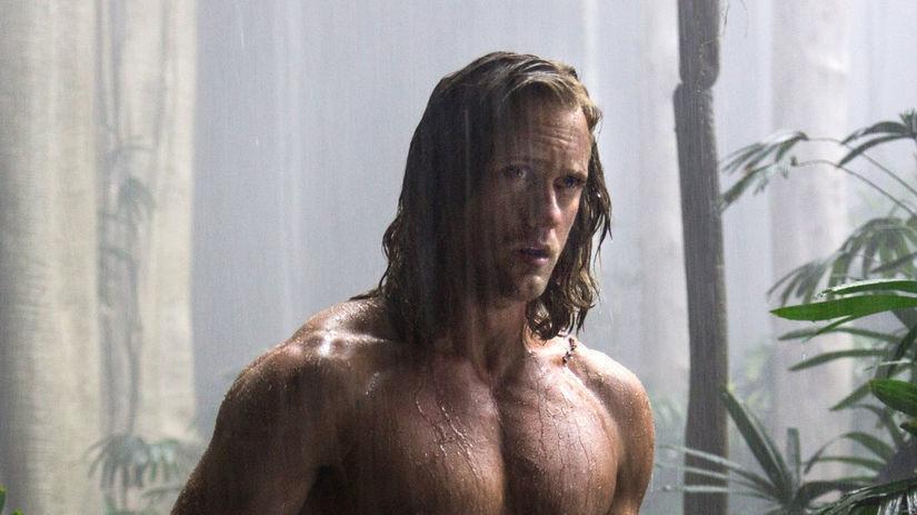 Alexander Skarsgard ako Tarzan