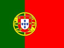 Európa, Portugalsko, vlajka