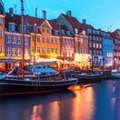 Dánsko, Kodaň, lode, člny, NEST1 NEPOUZI