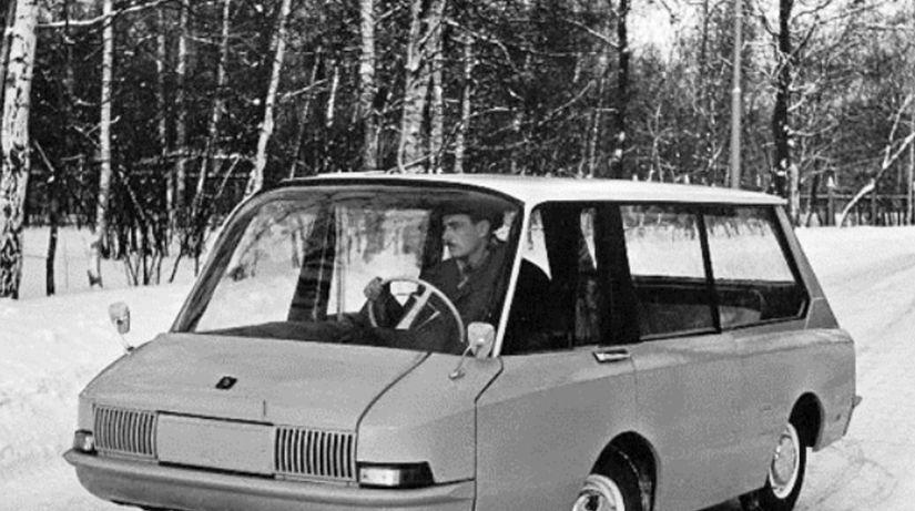 Vniite PT - ruský koncept taxíku